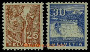 151063 - 1934 Mi.275-276, Krajiny 25c a 30c, koncové hodnoty, svěží,