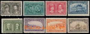 151584 - 1908 SG.188-195, 300. výročí Quebecku, kompletní série; kat.