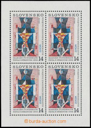 152122 - 1993 Zsf.PL13, Žena se džbánem, VV na ZP 4 - nedotisk červen