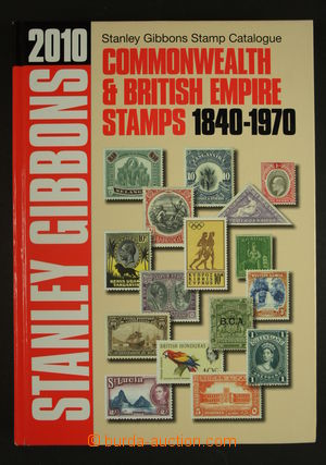 152771 - 2009 STANLEY GIBBONS Stamp Catalogue 2010, Commonwealth & Br