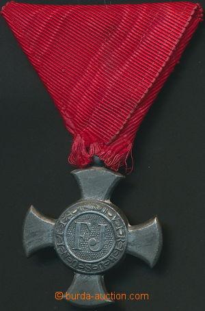 153681 -  Záslužný kříž železný bez koruny, na civilní stuze, Marco 1