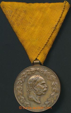 153683 - 1848 Medaile Za 25 let záslužné činnosti na poli hasičském a