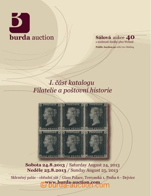 Public Auction 40 - aukční katalog