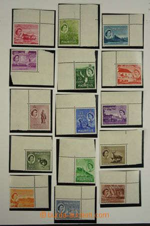156293 - 1946-2004 [SBÍRKY]  COMMONWEALTH  Mauritius, Norfolk, Sv. Vi