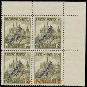 156523 / 2522 - Filatelie / Slovensko 1939-1945 / Přetisková emise