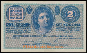 156720 / 992 - Papírová platidla / Rakousko - Uhersko