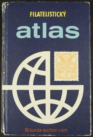 156826 - 1971 [SBÍRKY]  FILATELISTICKÝ ATLAS, 3. vydání, autoři B. Hl
