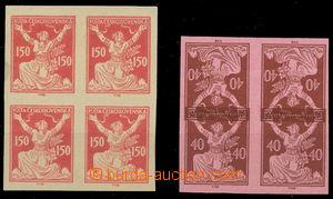 156957 / 2035 - Filatelie / ČSR I. / Osvobozená republika 1920