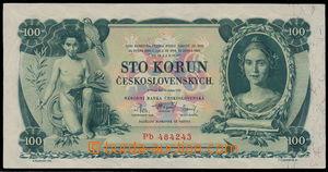 157091 - 1931 Ba.25b, 100Kč, série Pb