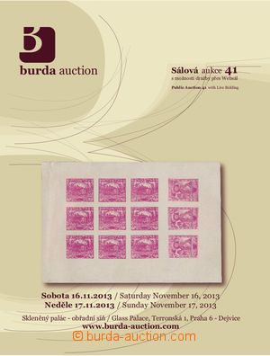 Public auction 41 - aukční katalog