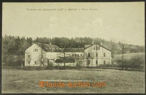 158898 - 1906? HAVLÍČKUV BROD (Německý Brod) - Továrna na zpracování
