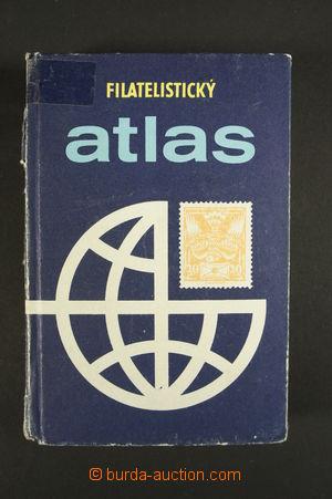 160421 - 1971 [SBÍRKY]  FILATELISTICKÝ ATLAS, 3. vydání, autoři B. Hl