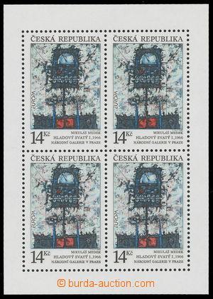 161172 - 1993 Pof.PL5, Hladový svatý, DV 2/A - černý bod; kat. 900Kč