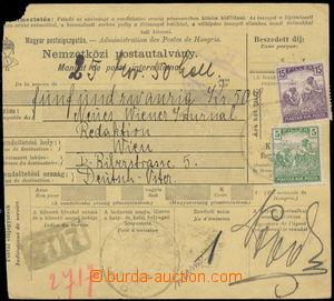 162143 - 1919 TARACZKÖZ / TERESVA - 1. DEN OBSAZENÍ RUMUNSKEM  uhersk