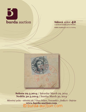 Public auction 42 - aukční katalog