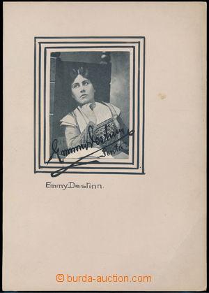 163751 - 1910? DESTINNOVÁ Ema (vlastním jménem Emilie Kittlová, 1878–