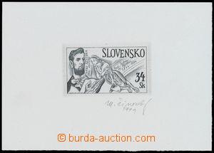 164506 - 1994 ZT  Zsf.41, Nad Tatrou sa blýská 34Sk, zkusmý tisk na l