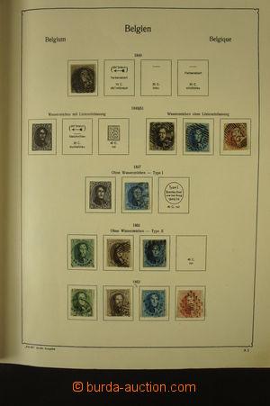 165189 - 1849-1970 [SBÍRKY]  velmi pěkná sbírka na albových listech K