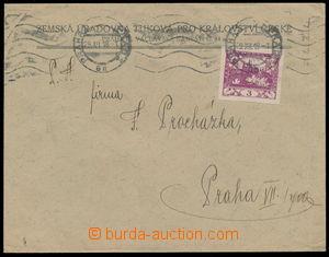 165476 / 1975 - Filatelie / ČSR I. / Hradčany - celistvosti