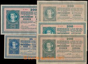 165517 / 1272 - Papírová platidla / Rakousko - Uhersko