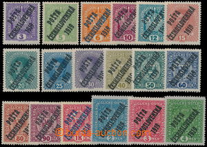 165819 -  Pof.33-47, 48-50, základní sestava bez hodnoty 10K, hodno