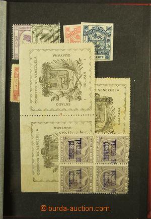 165916 / 851 - Filatelie / Amerika a Karibik / Jižní Amerika / JIŽNÍ AMERIKA - Sbírky a partie