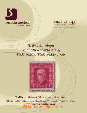 Public auction 43 - aukční katalog