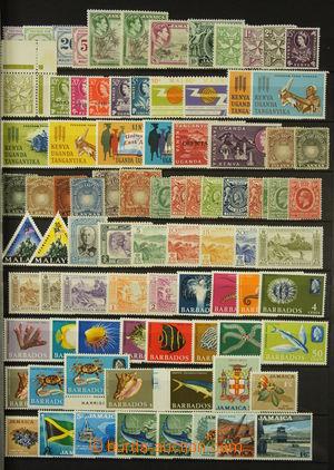 166578 - 1880-1970 [SBÍRKY]  zbytková sestava známek zemí Commonwealt