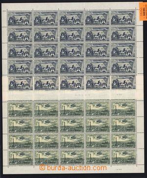 166695 - 1960 Pof.L46-L47, Výstava Bratislava 1960, hodnoty 1,60Kčs