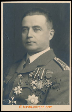 166835 - 1935 FAJFR Jaroslav (1883-1974), československý divizní gene