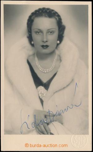 166893 - 1938 BAAROVÁ Lída (vlastním jménem Ludmila Babková, 1914–200
