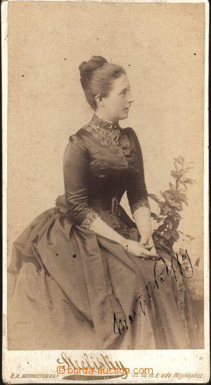 167122 - 1900 PALFFY Maria Gabriella (1863-1854), uherská šlechtična