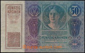 167147 - 1914 Pi.15, Ba.RU9  50K, vydání 1914, série 1083