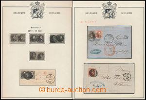 167261 - 1849-63 [SBÍRKY]  velmi pěkná a zajímavá specializovaná sbír