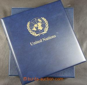 167270 -  SAFE  12 luxusních kroužkových alb SAFE (OSN), vše s kazeto