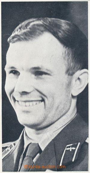167879 - 1964 SOVĚTSKÝ SVAZ/  GAGARIN Jurij (1934-1968), sovětský kos