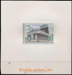 168354 - 1993 ZT  Pof.6, Krásy naší vlasti 5Kč, sestava 5ks zkusmých