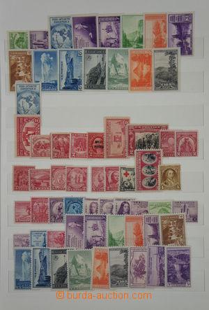 168434 - 1870-1990 [SBÍRKY]  EVROPA, COMMONWEALTH, USA, ZÁMOŘÍ  sbírk