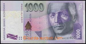 168588 - 2007 Ba.SK15d, 1000SK série A; kat. 3.500Kč, na zadní straně