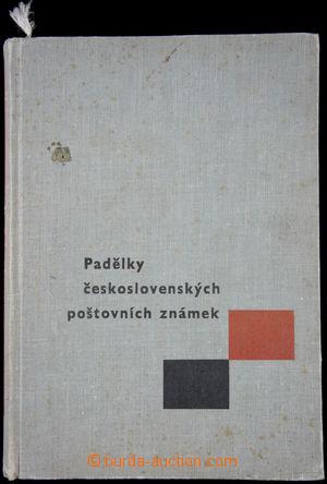 168592 - 1963 Karásek, Kvasnička, Paulíček: Padělky českosloven