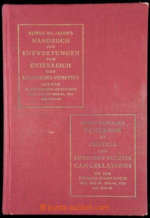 168661 - 1961 HANBUCH DER ENTWERTUNGEN VON ÖSTERREICH UND LOMBARDEI-