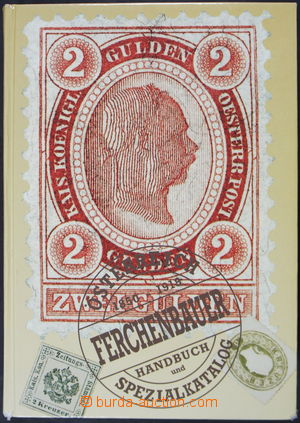 168767 - 1990-2010 [SBÍRKY]  FERCHENBAUER 1850-1918, specializovaný k