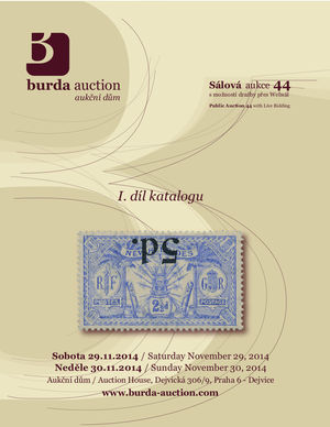 Public auction 44 (1/2) - aukční katalog