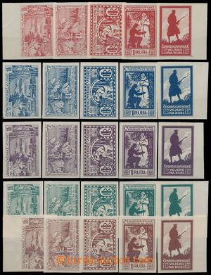 169376 / 2226 - Filatelie / ČSR I. / Známky polní pošty