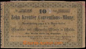 170247 / 1184 - Papírová platidla / Rakousko - Uhersko