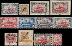 171315 / 273 - Filatelie / Evropa / Německo / Německá pošta v zahraničí / Německé kolonie