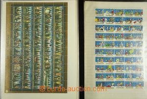 171981 - 1930-2010 [SBÍRKY]  VÁNOČNÍ ZNÁMKY  sbírka vánočních známek
