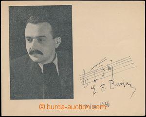 172015 - 1936 BURIAN Emil František (1904-1959), významný český básní