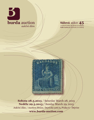 Public auction 45 - aukční katalog