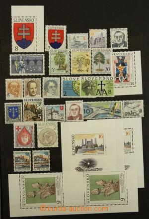 172878 - 1993-2003 [SBÍRKY]  menší zásoba v zaplněném 16-listov